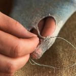 How To Sew A Hole