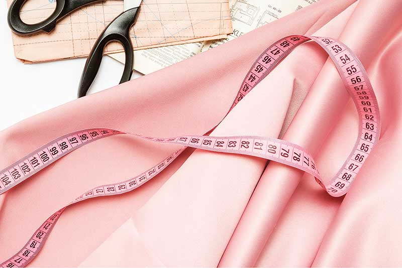 How to Sew Satin