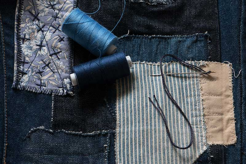 How to Sew a Rip