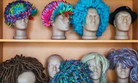HOW TO SEW DOWN A WIG