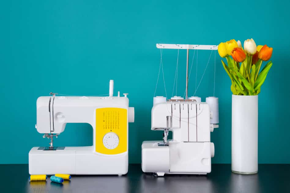 Differences Between a Serger and a Sewing Machine