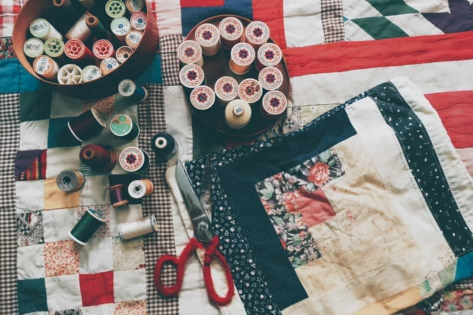 How to Sew Quilt Batting